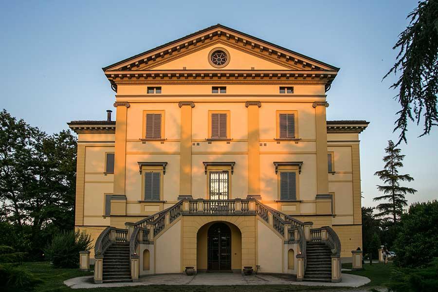villa chigi bologna autobusy - photo#31